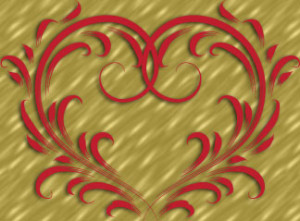 God-heart-gold